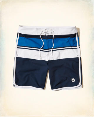 Classic Fit Stretch Boardshort