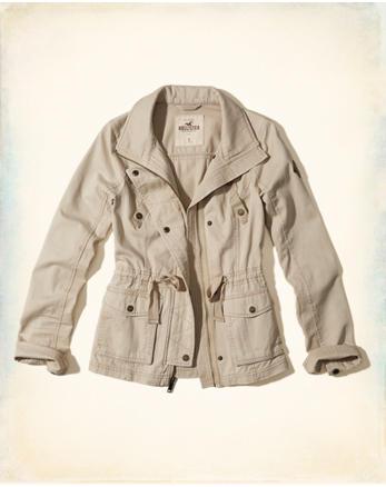 hol Twill Shirt Jacket