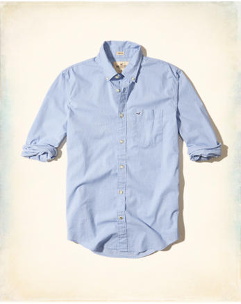 hol Icon Poplin Shirt