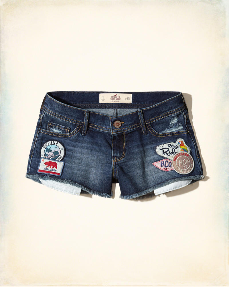 hollister shorts for girls - photo #40