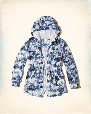 Active Nylon Parka