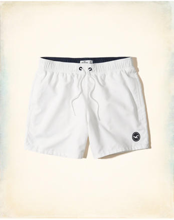 hol Guard Fit Swim Trunks