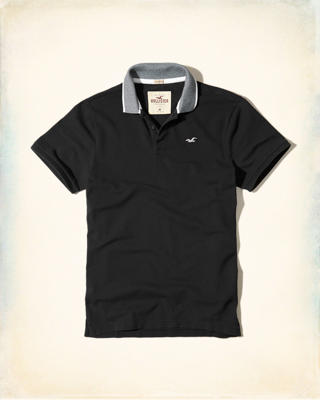 Stretch Tipped Icon Polo