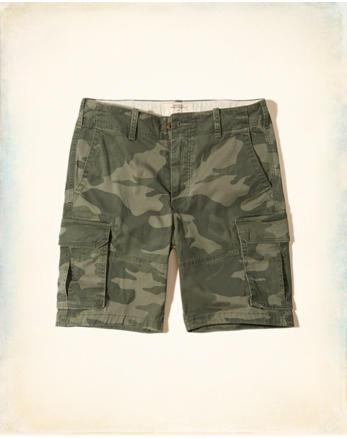 hol Cargo Fit Shorts