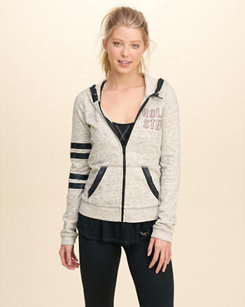 Girls Hoodies & Sweatshirts | Hollister Co.