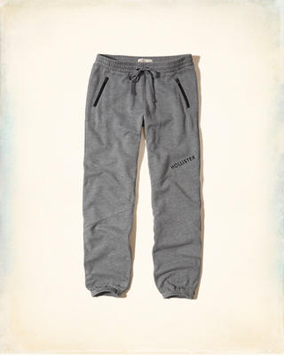 Banded Logo Graphic Sweatpants