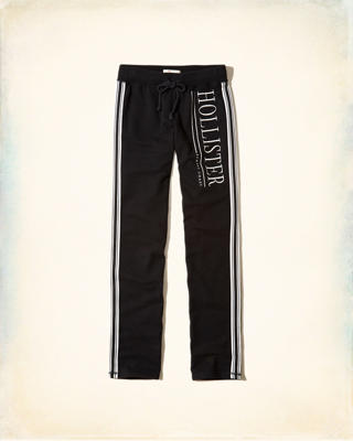 Hollister Skinny Graphic Sweatpants