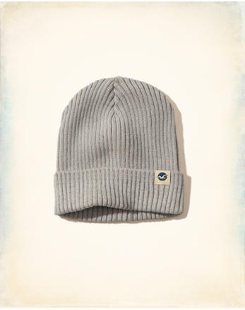 hol Ribbed Icon Beanie