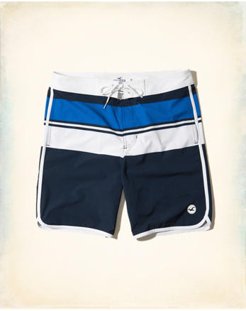 hol Classic Fit Stretch Boardshorts