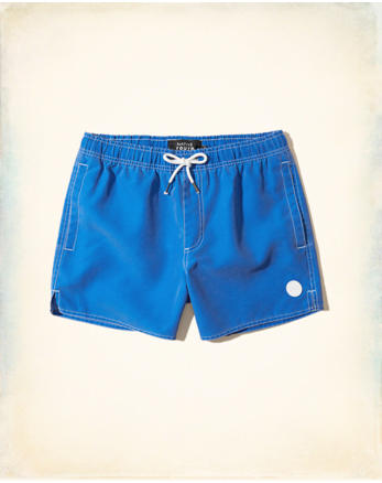 hol Native Youth Swim Trunks
