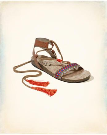 hol Circus By Sam Edelman Kerri Wrap Sandal