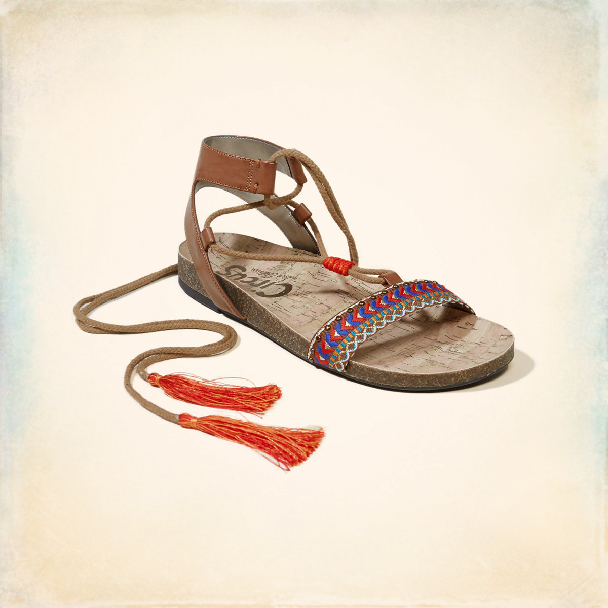 Circus By Sam Edelman Kerri Wrap Sandal