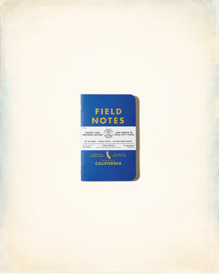 California Field Notes 3-Pack