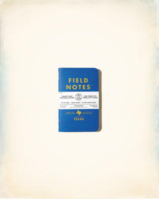 Texas Field Notes 3-Pack