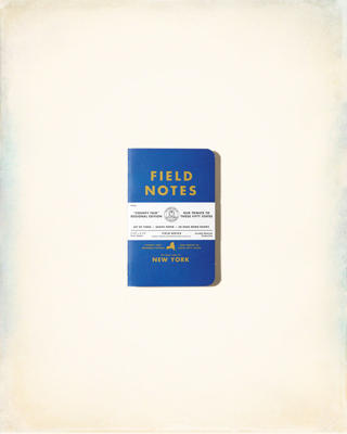 New York Field Notes 3-Pack