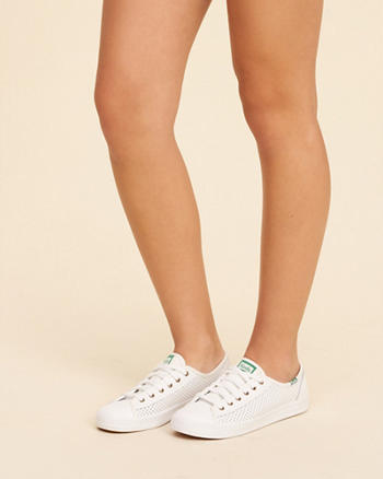 Keds Kickstart Perf Leather Sneaker