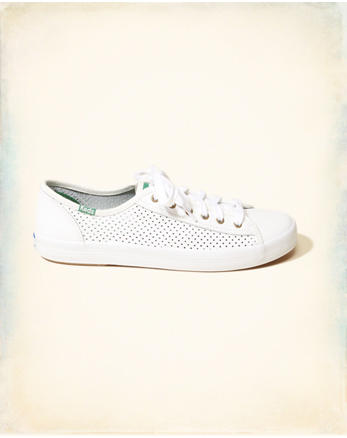 hol Keds Kickstart Perf Leather Sneaker
