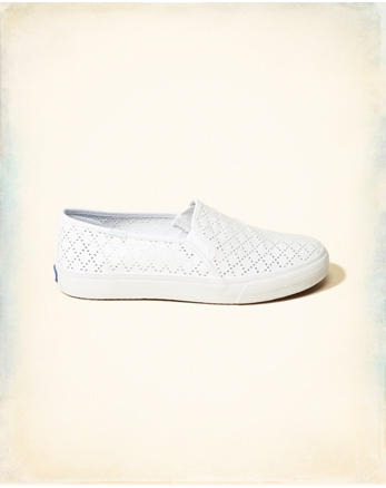 hol Keds Double Decker Perf Canvas Sneaker