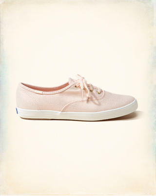 Keds Champion Metallic Canvas Sneaker