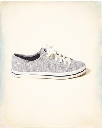 hol Keds Kickstart Textured Woven Sneaker