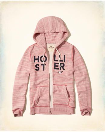 hol Textured Logo Graphic Hoodie