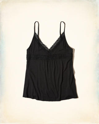 Easy Lace-Trim Cami
