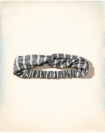 hol Twist Fabric Headband