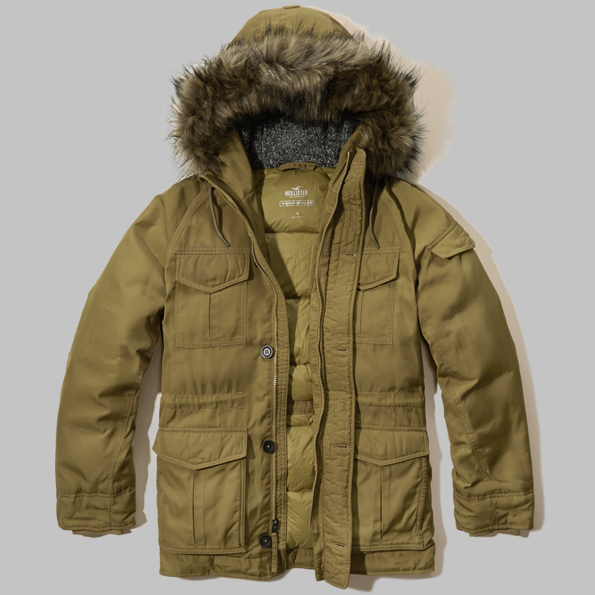 Ultimate Down Hooded Parka