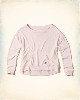 Crew Sleep Sweatshirt