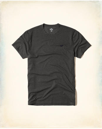 hol Must-Have Stretch Crew T-Shirt
