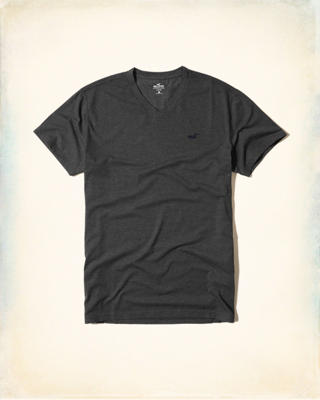 Must-Have Stretch V-Neck T-Shirt