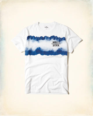 Wash Effects Logo Graphic Tee