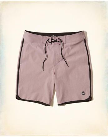 hol Classic Fit Stretch Boardshorts