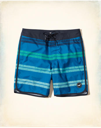 hol Beach Prep Fit Boardshorts