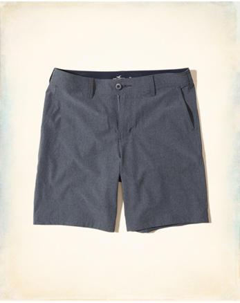 hol Classic Fit Hybrid Shorts