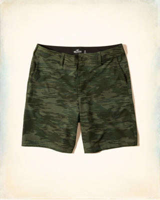 Classic Fit Hybrid Shorts