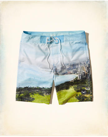 hol Classic Fit Boardshorts