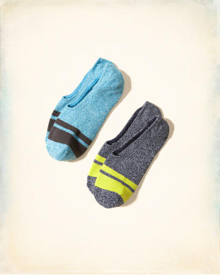 No-Show Socks 2-Pack