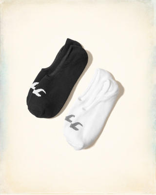 Icon No-Show Socks 2-Pack