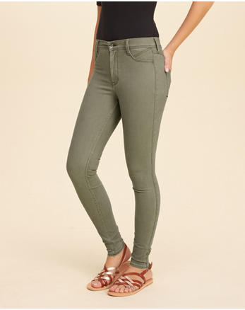 hol Advanced Stretch High-Rise Jean Leggings