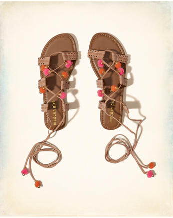 hol Madden Girl BAILEE Lace-Up Sandal