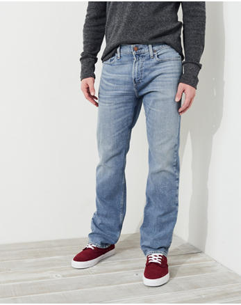hol Epic Flex Classic Straight Jeans