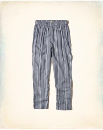 hol Slim Woven Pants