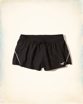 Nylon Running Shorts