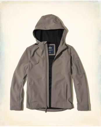 hol Lightweight Stretch Softshell Jacket