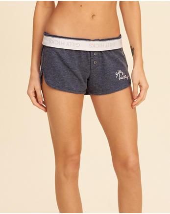 hol Logo Jersey Sleep Shorts
