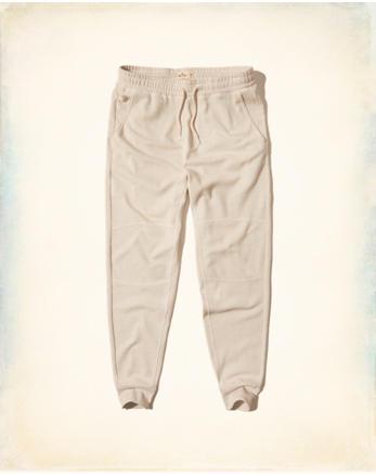 hol Pique Jogger Pants