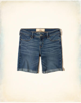 Shorts para chicas | Liquidación | Hollister Co.