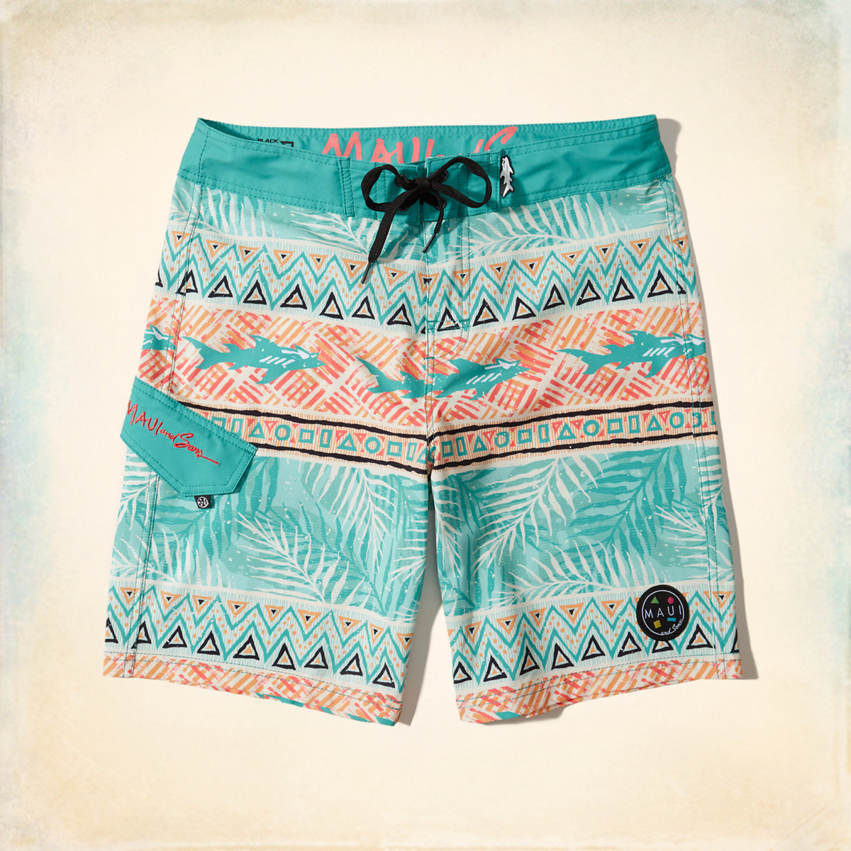 Maui and Sons Boardshorts