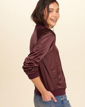 Girls Jackets &amp Outerwear | Hollister Co.